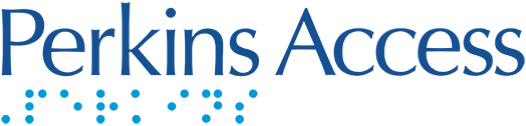 Perkins Access Logo - links to home page